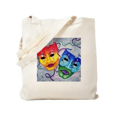 CafePress Comedy And Tragedy Tote Bag - Comedy And Tragedy
