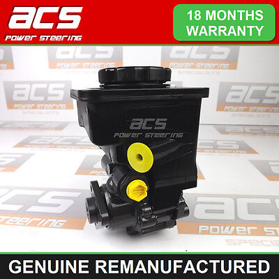BMW X5 POWER STEERING PUMP 3.0 D SPORT E53 2000 TO 2007 - GENUINE RECONDITIONED