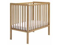 Space Saving Cot with Mattress