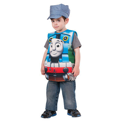 Child Thomas the Tank Candy Catcher Costume Up to sz 6 ()
