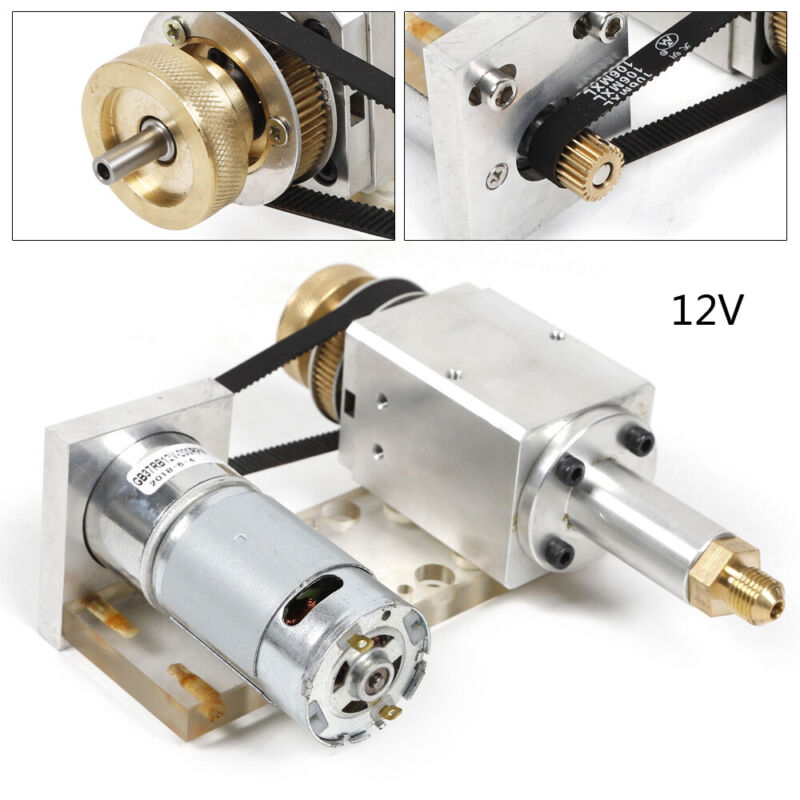 Punching EDM Machine Accessories EDM Drilling Machine general purpose 12v motor