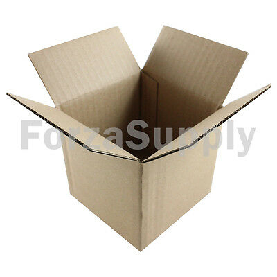 20 8x8x8 Ecoswift Brand Cardboard Box Packing Mailing Shipping Corrugated