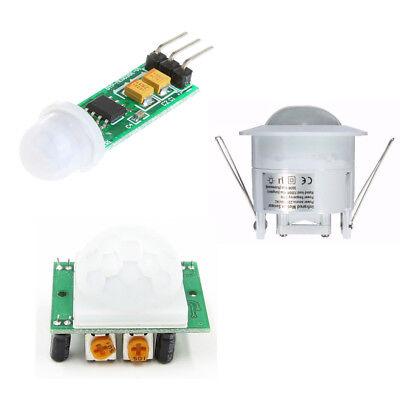 Hc-sr505sr501360 Pir Infrared Body Motion Sensor Detector Lamp Switch Us