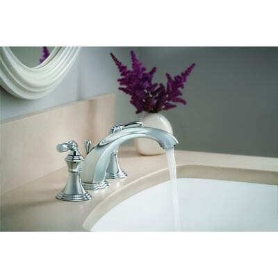 KOHLER Devonshire K-394-4-CP 2-Handle  Bathroom Faucet Chrome :New in box