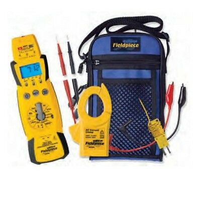Fieldpiece Hs36 Expandable True Rms Stick Multimeter With Backlight Hvacr