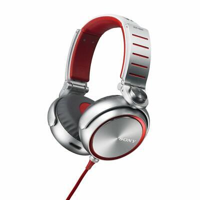 Sony MDR-XB920 (MDRXB920/R) Red On-Ear Extra Bass