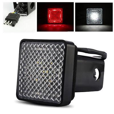 LED Trailer Towing Hitch Cover Running/Brake/Reverse Light Lamp for 2