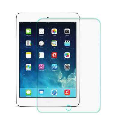 9H Tempered Glass Screen Protect Case In Front Cover Films For Ipad 9.7/Air/Pro