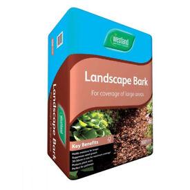 westland landscape bark 50 litres