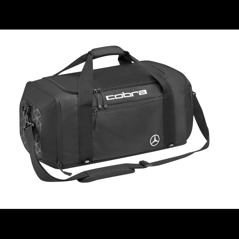 Genuine OEM Mercedes Benz Men's Golf Sport Bag - Cobra Black