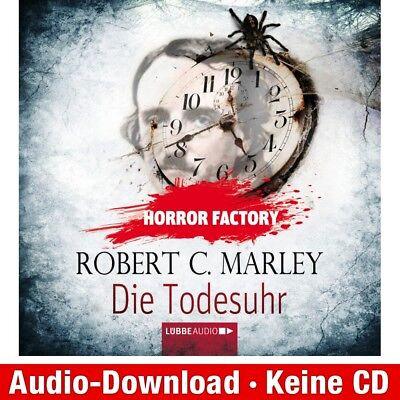 Hörbuch-Download (MP3) ★ Robert C. Marley: Horror Factory, Folge 9: Die