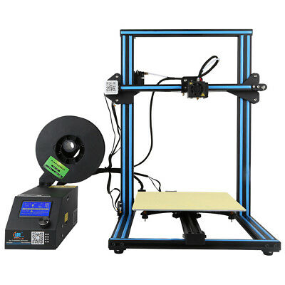 Creality 3D Printer CR-10 300X300X400mm Aluminum Layout 1.75mm PLA Pre-installed