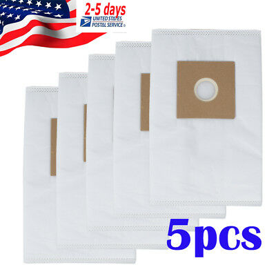 5 Universal Filter Bag Dust Bag For Dental Dust Collector Vacuum Cleaner Lab Use