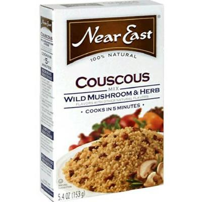 Near East-Wild Mushroom & Herb Couscous (12-5.4 oz boxes) ()