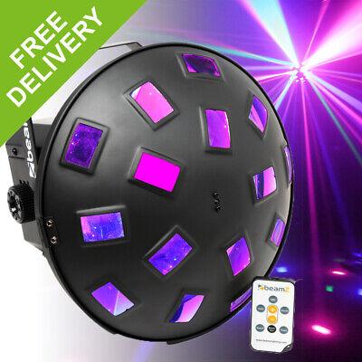 Remote LED DJ Party Multi-Colour Disco Lighting SOUND to LIGHT Beamz MUSHROOM 2