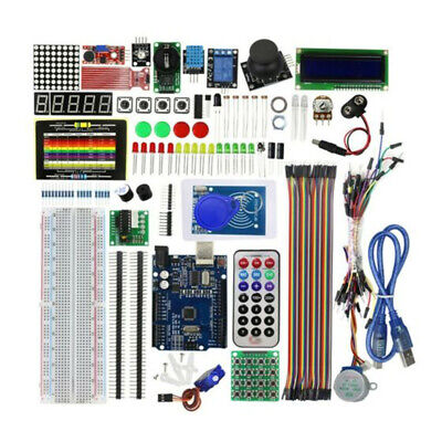 Kit Components Kit Set For Arduino R3 Upgraded Version Learning Starter Top Sale