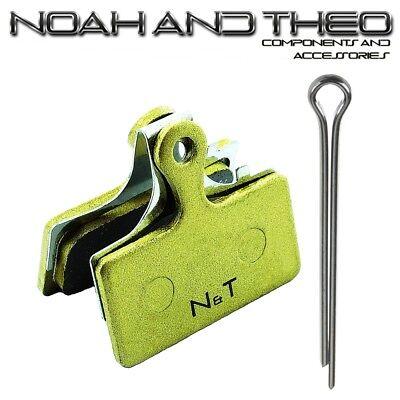 N&t Shimano Br M987 M988 M7000 M8000 M9000 M9020 Sinterizadas Pastillas Frenos