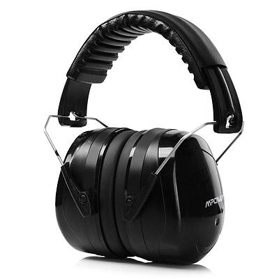 Mpow 34db Shooting Ear Muffs Gun Range Noise Reduction Nrr Hearing Protection