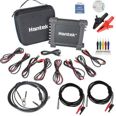 Ht30a Head 2clip 1008c 8ch Auto Diagnostic Daq Signal Generator Oscilloscope