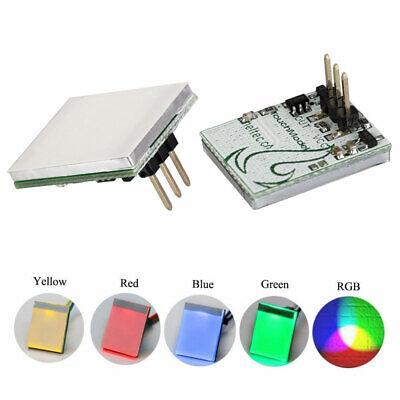 Httm Capacitive 2.7v-6v Touch Key Switch Button Panel Module Sensor Pad 5colors