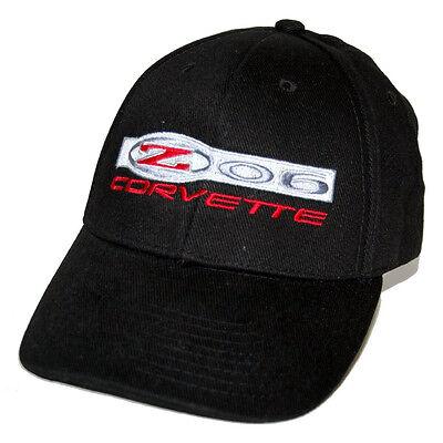 C5 Z06 Corvette Black Cotton Hat for sale  Shipping to Canada