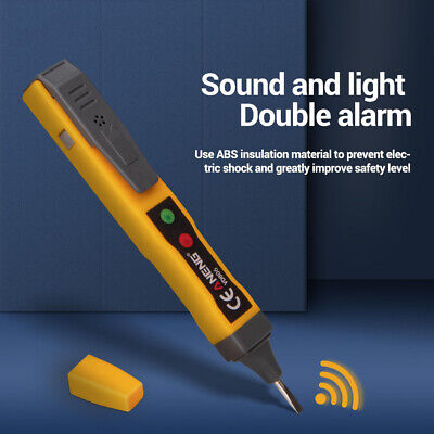 Aneng Non-contact Electric Voltage Tester Acdc Continuity Battery Test Penalarm