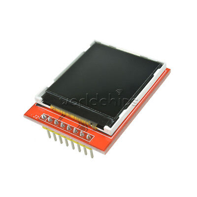 1.44 Serial 128x128 Spi Color Tft Lcd Module Display Replace Nokia 5110 Lcd Red