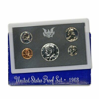 1968 United States Mint Proof Set 1968 United States Mint