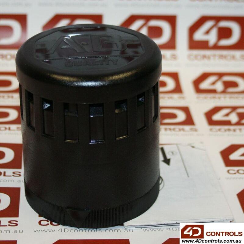 855T-B24SA1 | Allen Bradley | Control Tower Stack Light Siren 24VAC/DC - Used...