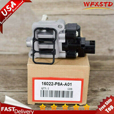 Idle Air Control Valve For HD Acura CRV Odyssey Accord CL MDX TL 16022P8AA01