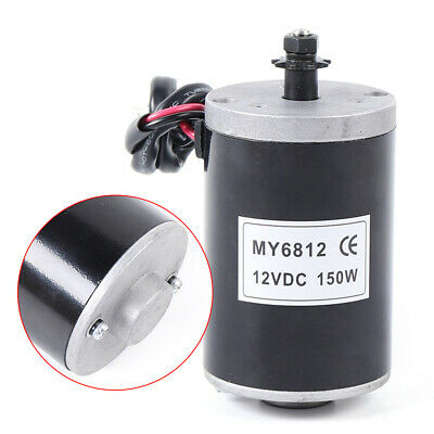 12v Dc 150w Electric Motor Speed Controller Dc Motor Electric Motorcycle My6812