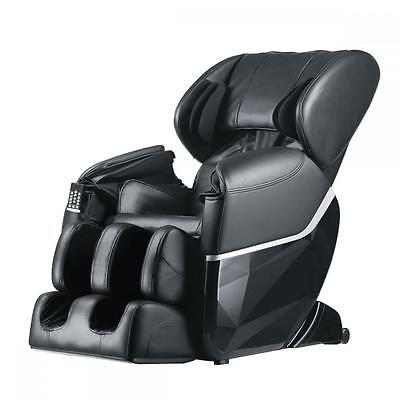Full Body Massage Chair (New Electric Full Body Shiatsu Massage Chair Recliner Zero Gravity w/Heat)
