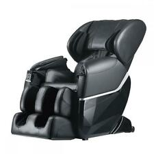 New Electric Full Body Shiatsu Massage Chair Foot Roller Zero Gravity w/Heat