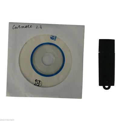 CorelDraw Driver CutMate 2.3 + Softdog for Redsail Vinyl Cutter RS360C, RS720C