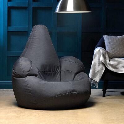 icon Luxury Armchair Bean Bag Chair Indoor Outdoor Beanbag Recliner Seat