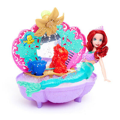Disney Princess Ariel's Flower Bathtub