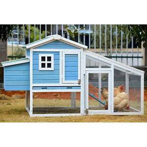 X-LARGE Chicken Coop for 6 Chooks, Rabibit Hutch, Ferrer Cage Dandenong South Greater Dandenong Preview