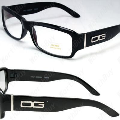 New WB Mens Women Clear Lens Rectangular Frame Fashion Eye Glasses Designer (Women Spectacles)