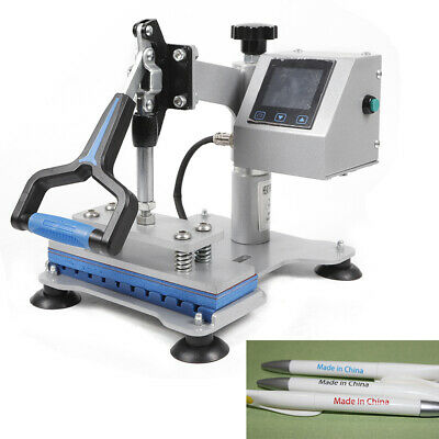 3d Sublimation 10x Digital Pen Heat Press Machine Ball-point Logo Transfer Print