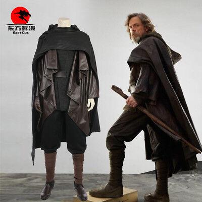 DFYM Star Wars The Last Jedi Luke Skywalker Cosplay Costume Custom Made
