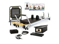 SPX® Reformer Athletic Conditioning Package with Cardio-Tramp™ Rebounder STOTT