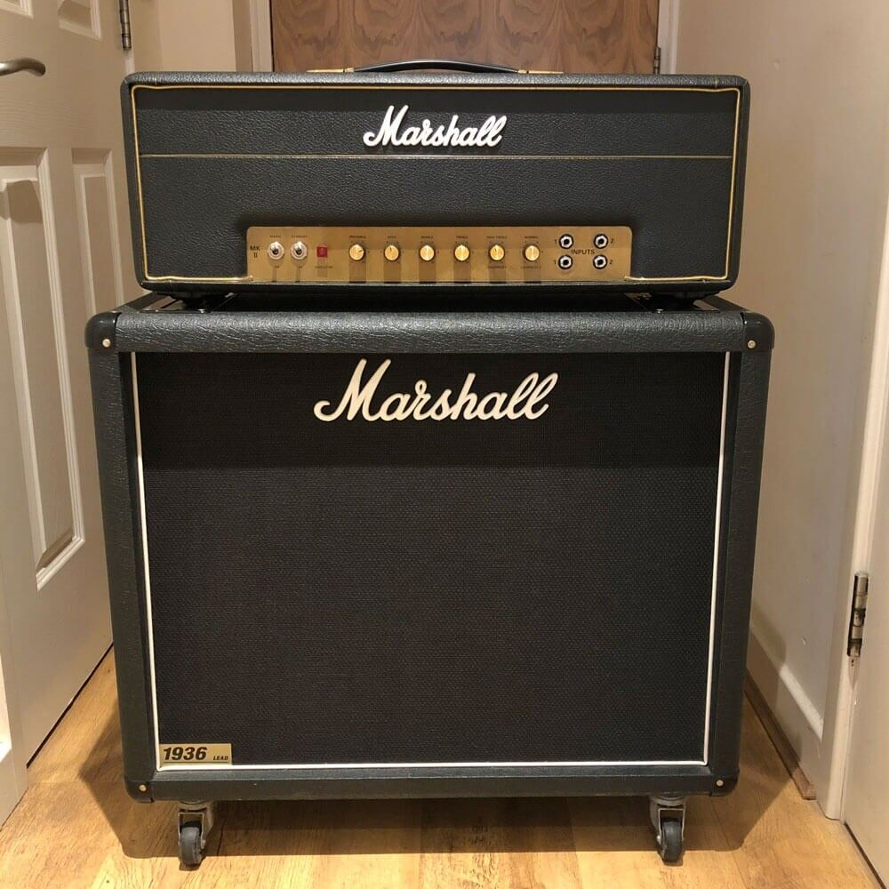 Marshall 1987x Plexi (PPIMV) and 2x12 cab - (guitar amp head and cabinet) |  in Lawrence Hill, Bristol | Gumtree