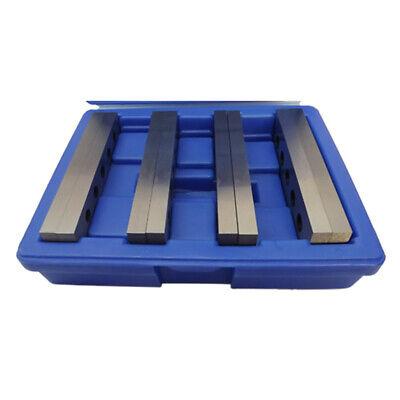 4 Pair 316 - 12 X 6 8pc Precision Mechanist Parallel Steel Block Gauge