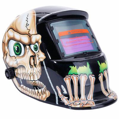 Bbs Solar Auto Darkening Weldinggrinding Helmet Certified Mask Cap