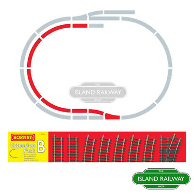 Hornby Track Extension Pack B