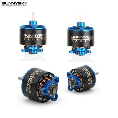 4x Sunnysky 0705 15000KV Metal RC Brushless Motor for 60 70 80 90mm Micro Drone