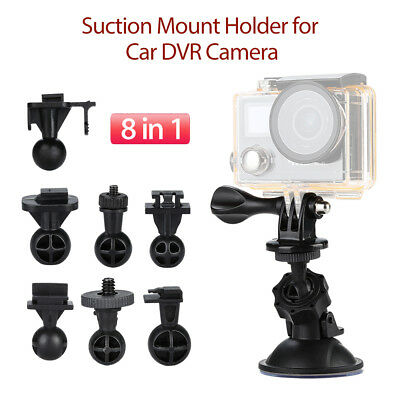 Sucker Mount Holder Suction Cup For G1W-B G1W-CB SJ5000x SJ4000 Tripod YI Git2P