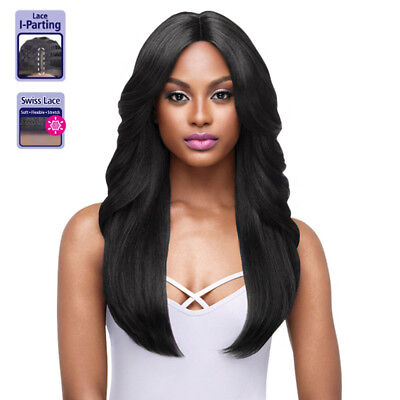 OUTRE I-PART SWISS LACE FRONT WIG - Jasmine Wig