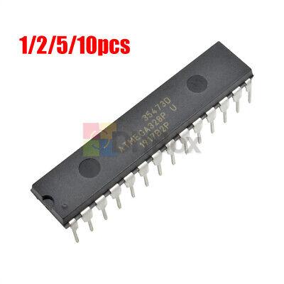 1-10pcs Lot Original Atmega328p-pu Dip-28 Microcontroller Ic Arduino Uno R3