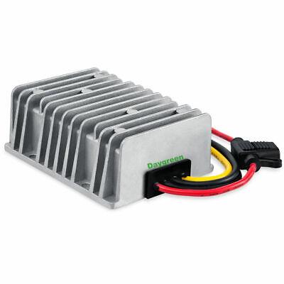 Golf Cart Dc Buck Converter 30 Amp 48v 36v Voltage Reducer Regulator To 12v 30a